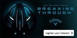 Callaway - we're not done breaking through